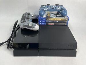 Sony PlayStation 4 - PS4 Original Edition + Samsung 1TB Upgrade!  Plus Extras!