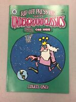 Rip Off Press Inc. Presents Underground Classics 6