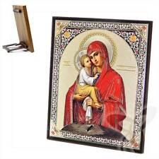 Ikone GM von Pochaev Holz 15x18 Почаевская Богородица ikona икона