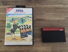 Daffy Duck in Hollywood -- Sega Master System