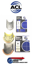 ACL Duraglide Engine Bearing Set - Main & Big Ends - For S13 200SX CA18DET Turbo