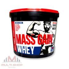 Proteine Mass Gain 3kg gainer proteine WPC Aminoacidi BCAA glutammico, massa Top costruzione