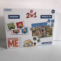 Despicable Me 2 In 1 35 Piece Jigsaw Puzzle - New