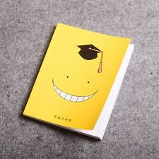 Hot Anime Assassination Classroom  Notebook Korosensei Cute Face Diary Book