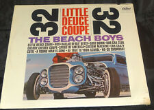 Beach Boys Little Deuce Coupe Sealed Vinyl Record Lp USA 1963 Orig Mono Riaa 9