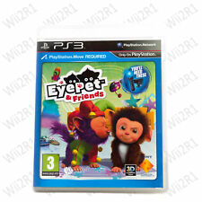 EyePet & Friends PS3 MOVE CAMERA/MOTION CONTROLLER REQUIRED *1ST CLASS POST*
