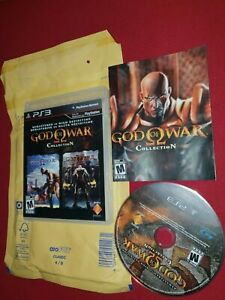 God of War Collection Essentials (PlayStation 3, 2013) NTSC PS3 PS2 Remastered
