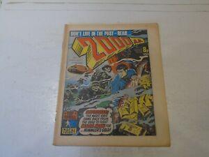 2000 AD Comic - PROG No 6 - Date 02/04/1977 - UK  Paper Comic