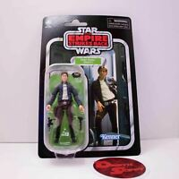 """Star Wars - Empire Strikes Back - Han Solo (Bespin) - 3.75"""" Fig"""
