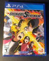 Naruto to Boruto [ Shinobi Striker ] (PS4) NEW