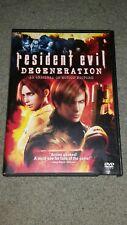 Resident Evil: Degeneration Animated