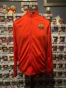 Barcelona 2015-16 N98 Nike Track Jacket Large