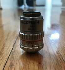 Olympus Microscope Phase Contrast Objective Lwd Cdplan 4 060 1600 Lwdcdplan