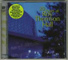 20 Years at Roy Thomson Hall /Judy Loman/Elmer Eisler/Bryn Terfel/ 2002 CD NEW
