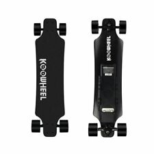 KooWheel D3X Onyx 2nd Generation Electric Skateboard