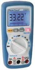 PEAK TECH 3320DMM Multimeter 4-Digits Auto-Range Ja/ja 10Hz-10MHz für mV