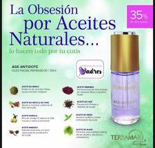 Oleo Facial Reparador Terramar/ Reparing Face Oil Age Antidote 30ml 1oz