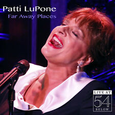 Far Away Places: Live At 54 Below - Patti Lupone (2013, CD NIEUW)