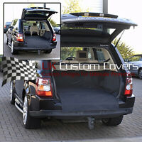 RANGE ROVER SPORT TAILORED BOOT LINER MAT DOG GUARD 2005 - 2013 024