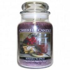 A Cheerful Giver Candle - Berries 'N Spice - 24-oz Jar