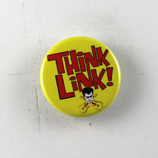 "LINK WRAY 1.25"" button pin pinback badge Buy 2 Get 1 Free"