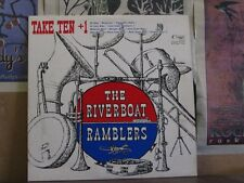 RIVERBOAT RAMBLERS, TAKE TEN +1 - AUTOGRAPHED LP K-3150
