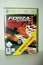FORZA MOTORSPORT 2 GIOCO USATO BUONO XBOX 360 EDIZIONE ITALIANA EL1 44537