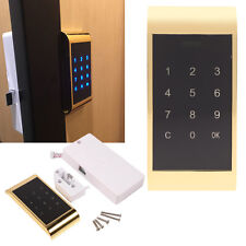 Electronic Touch Keypad Password Key Access Digital Security Cabinet Code Lock H