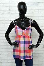 Maglia TIMBERLAND Donna Taglia L Shirt Canotta Cotone Woman Cotone PARI AL NUOVO