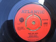 "Arthur Conley, sweet Soul Music 7"" vinyl, Atlantic 1967"