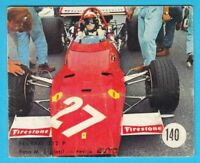 FERRARI 312 P - Yugoslav vintage card * Used in a album * RRR