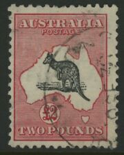Australia, Used, #129, Great Centering