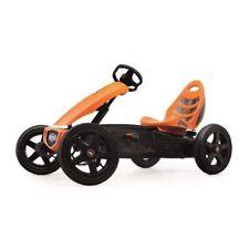 Berg Gokart Rally orange Pedal-gokart