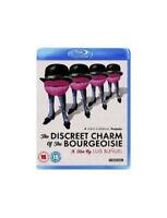 The Discreto Fascino Di The Bourgeoisie Blu-Ray Nuovo (OPTBD2353)