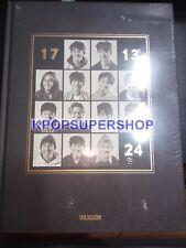 Seventeen 1st Photobook - 17 13 24 Seventeen's 24 Hours Postcard Book NEW Sealed