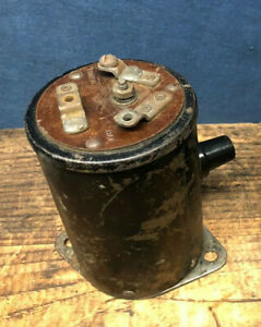 ~1~RARE~OEM~ 1927 1928 CHEVY SPARK COIL DELCO REMY 284-W IGNITION SOLENOID RELAY