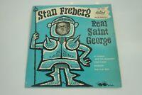 "Stan Freberg ""Real Saint George"" EP Vinyl Single Capitol EAP1"