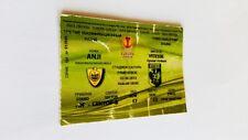 used ticket ANZHI Makhachkala - VITESSE Arnhem 02.08.2012