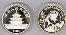 China  10 Yuan Panda 1990 PP   Nur 20.000 Stück