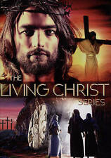The Living Christ Series, Acceptable DVD, Will Wright, Martin Balsam, Bing Russe