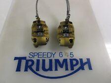TRIUMPH DAYTONA 675 STREET TRIPLE R SPEED TRIPLE FRONT BRAKE CALIPERS T2020358