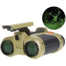 Child Kid Dual Scope Surveillance Pop-up Light Night Vision Telescope-Binoculars