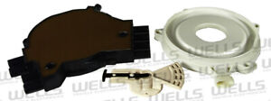 Distributor Cap and Rotor Kit WVE BY NTK 3D1047