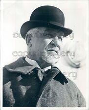 1941 Press Photo New York Tammany Hall Leader Richard Boss Croker