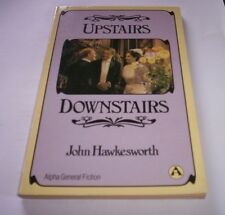 UPSTAIR DOWNSTAIRS Hawkesworth 1987 libro in inglese book