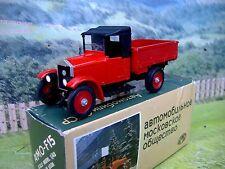 1/43 Russian first truck AMO F-15 1924