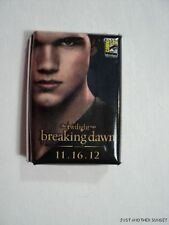 Breaking Dawn Part 2 Jacob EXCLUSIVE SDCC 2012 San Diego Comic Con Button Pin