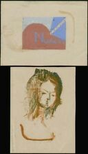 Dessins et lavis du XXe siècle et contemporains pour Cubisme