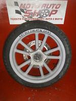 Ruota cerchio Anteriore Piaggio Beverly 125 200 250