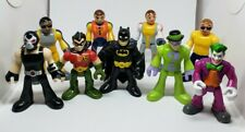 Imaginext Dc Comics And Other Figures 9 Total